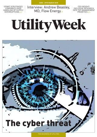 Utility Week 23rd March 2018