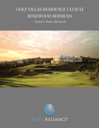 Golf Villas Residence Club at Rosewood Bermuda