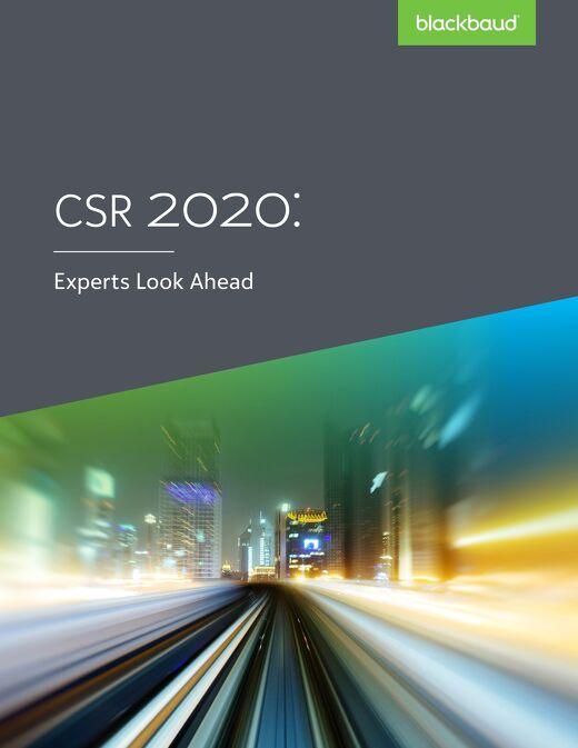 CSR 2020: Experts Look Ahead