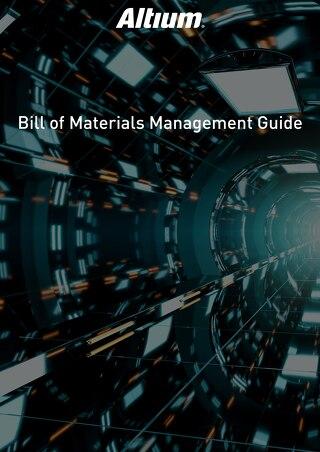 Bill of Materials Management Guide
