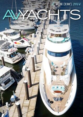 AvYachts 40M Westport - Brochure