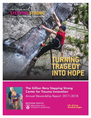 2017 Stepping Strong Annual Report