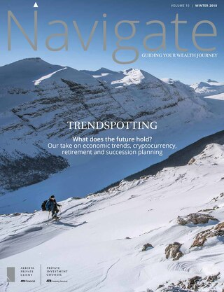 ATB Navigate Volume 10, Winter 2018