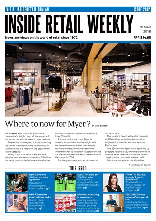 2182 Inside Retail Weekly