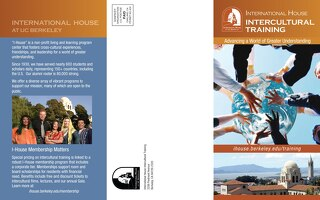 Intercultural Training Brochure