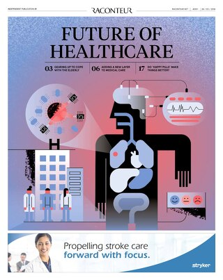 Future of Healthcare special report 2018