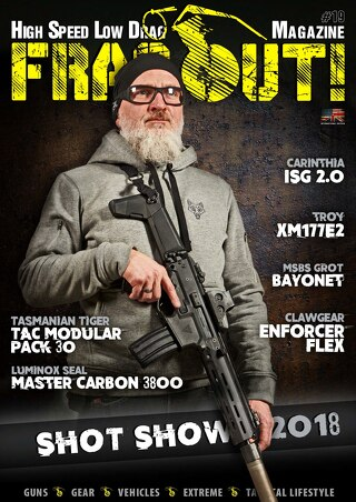 Frag Out! Magazine #19