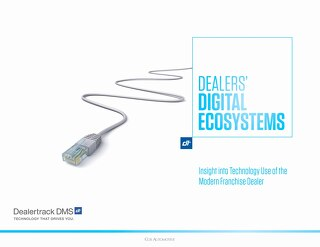 DEALERS' DIGITAL ECOSYSTEM