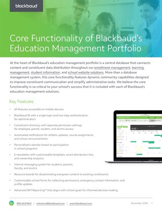 School Management Platform