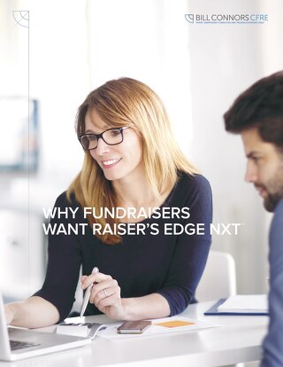 Why Fundraiser's want Raiser's Edge NXT - Whitepaper