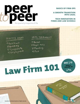 Law Firm 101 (Winter 2012)
