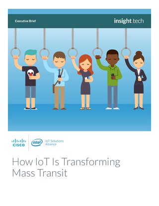 How is IoT Transforming Mass Transit