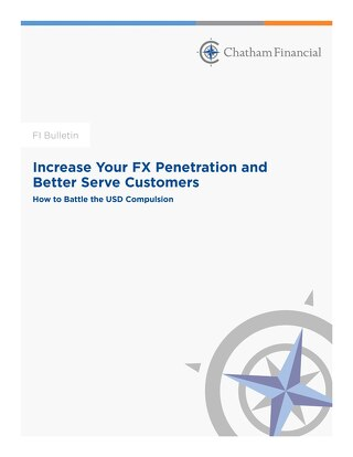 Increase Your FX Penetration and Better Serve Customers