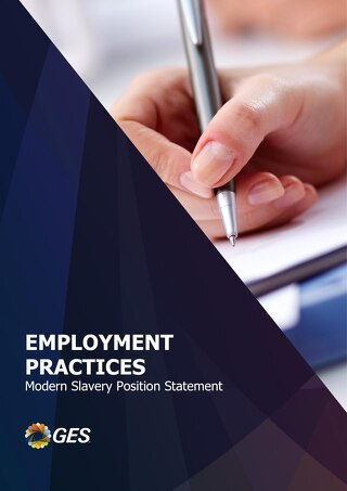 Modern Slavery position statement June 2019