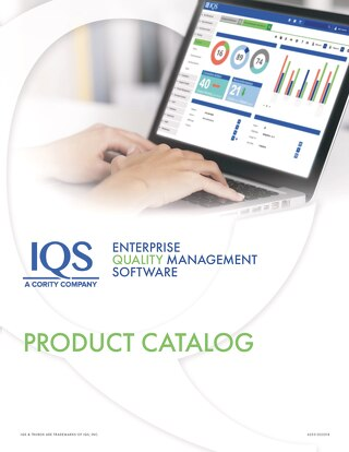 IQS Product Catalog