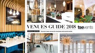 TSE Venues Guide 2018