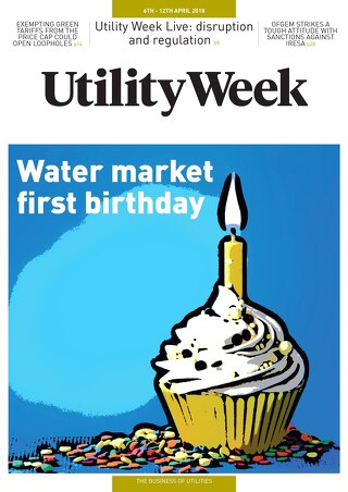 UtilityWeek 6th April 2018