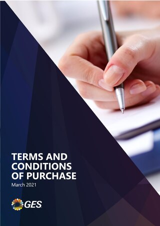 T&Cs of Purchase