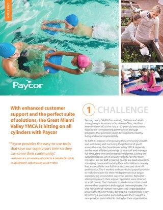 Case Study: YMCA