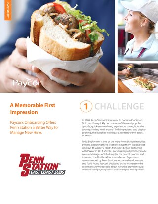 Case Study: Penn Station
