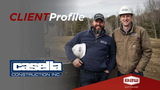 The ONE Platform at Casella Construction