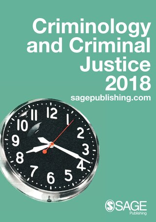 Criminology Catalogue 2018