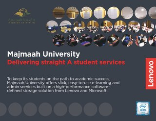 Case Study Majmaah University