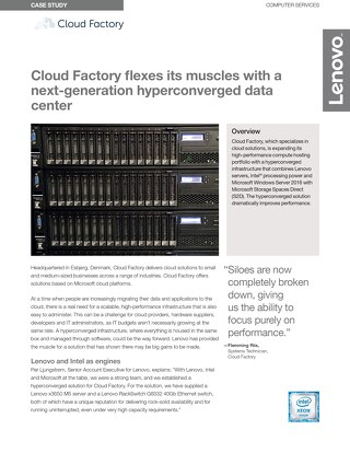 Case Study Cloud Factory