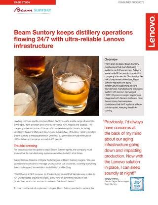 Case Study Beam Suntory