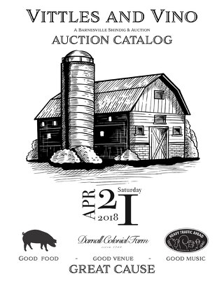 2018 Vittles and Vino Auction Catalog