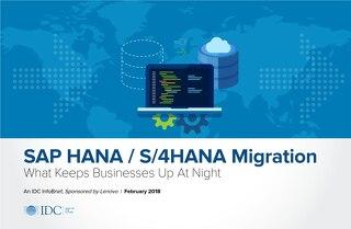 IDC - Lenovo HANA Migration