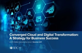 IDC - Converged Cloud and Digital Transformation