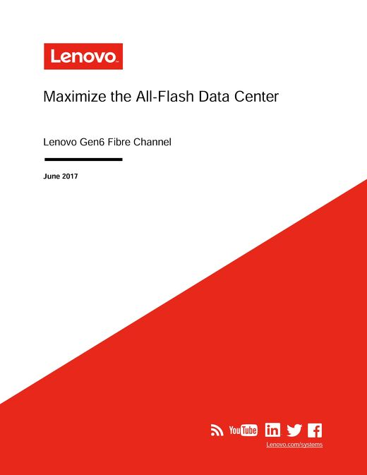 Maximize the All-Flash Data Center