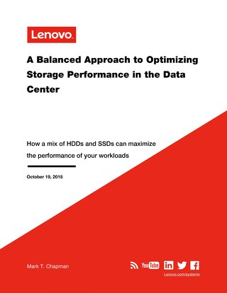 A Balanced Approach to Optimizing Storage Performance in the Data Center