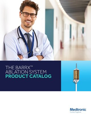 Barrx Ablation System Product Catalogue