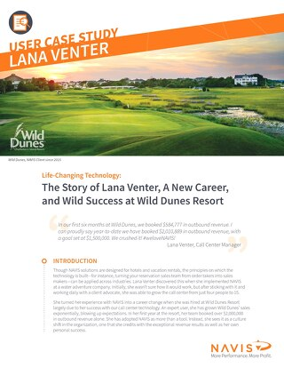 Lana Venter Case Study