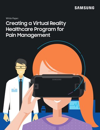 Creating a Virtual Reality Healthcare Program for Pain Management