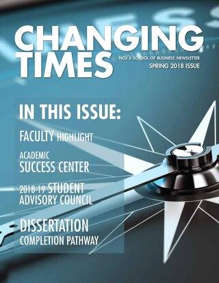 Changing Times Spring 2018