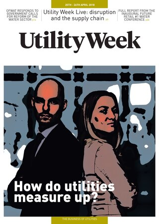 Utility Week 20th April 2018