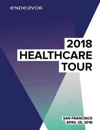 Endeavor's 2018 San Francisco Healthcare Tour