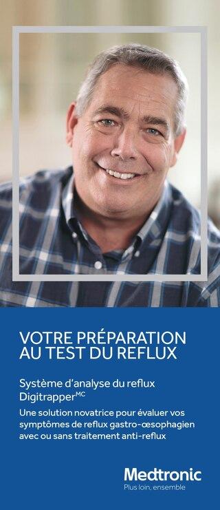 VOTRE PRÉPARATION AU TEST DU REFLUX