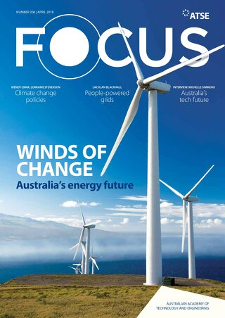 Focus 206: Australia's energy future