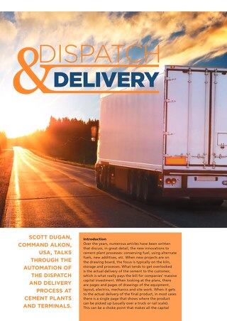 Dispatch & Delivery: Automation Through APEX