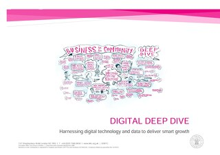 Digital Deep Dive Report
