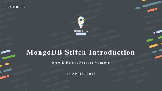 Introduction to Stitch