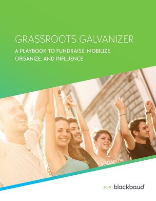 Grassroots Galvanizer Playbook
