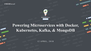 Microservices - Andrew Morgan