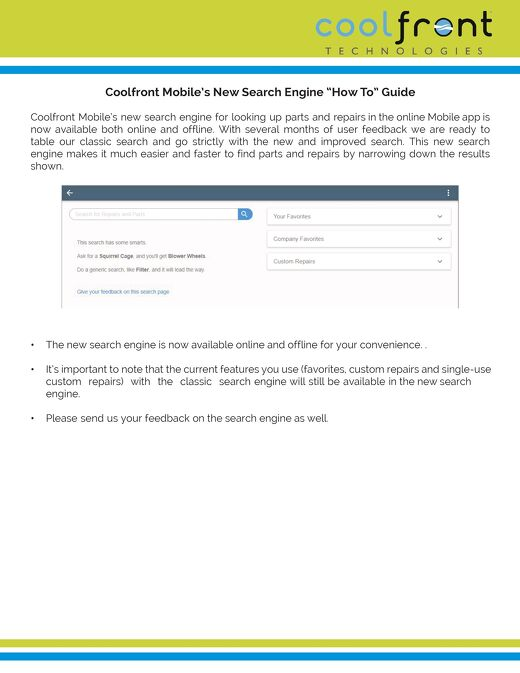 Search Engine How-To