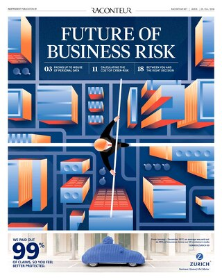 Future of Business Risk special report 2018