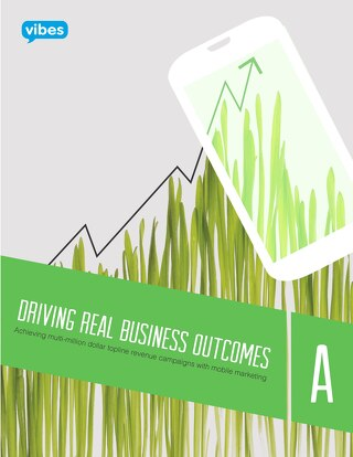 A | Driving Real Business Outcomes